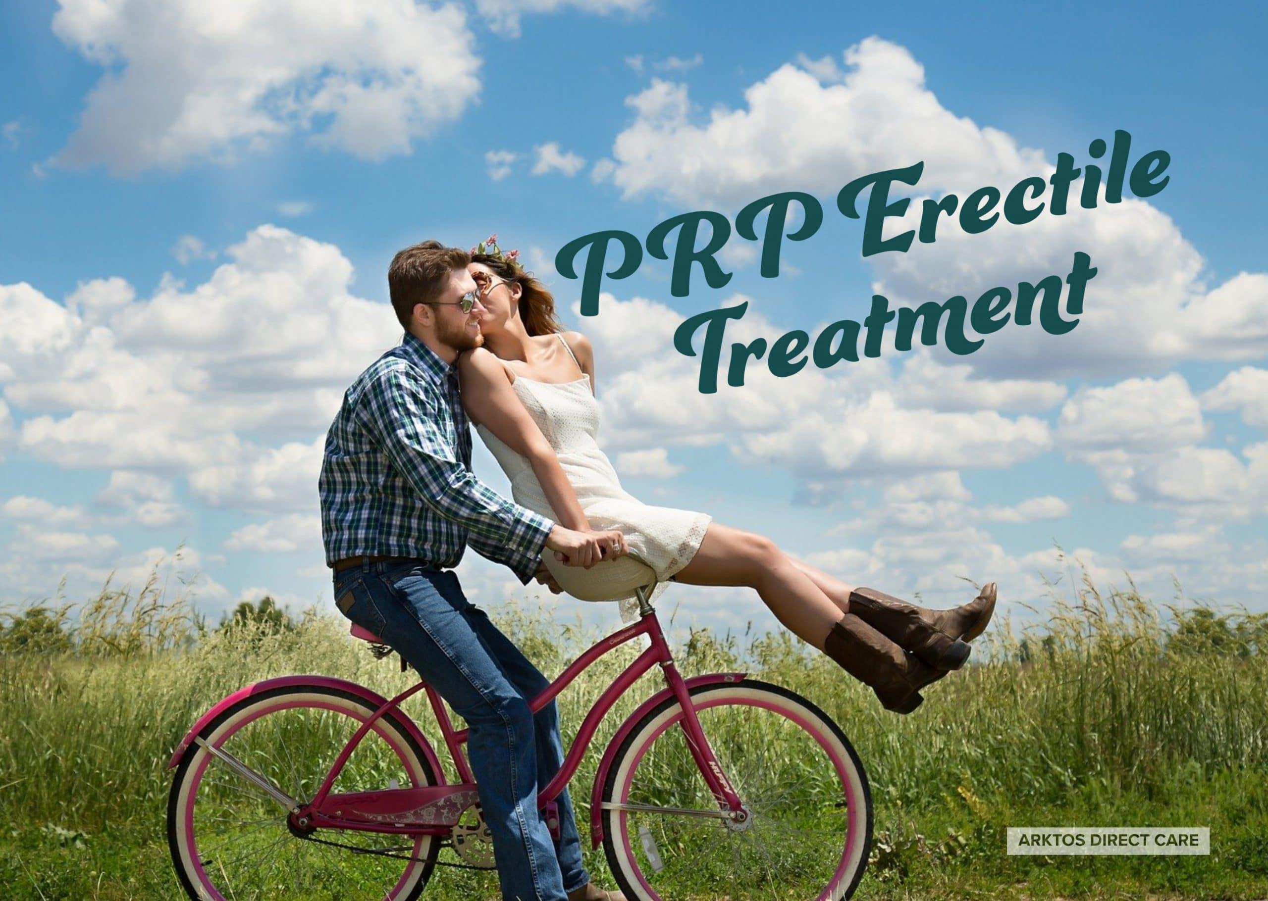 PRP For Better Sex